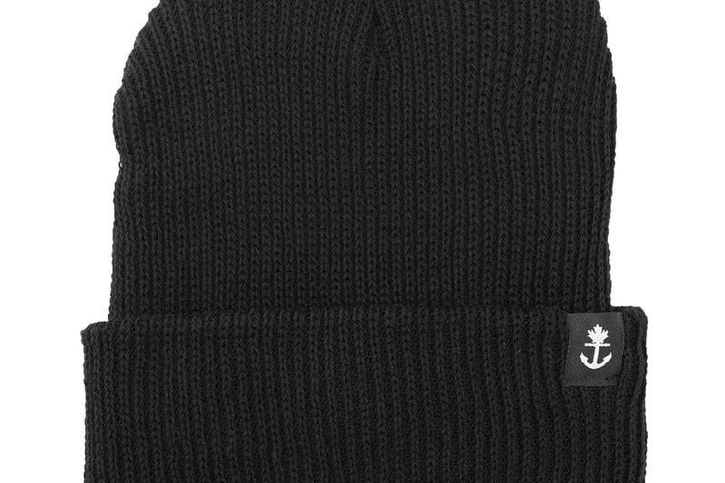 Cotton Provincial Knit Black