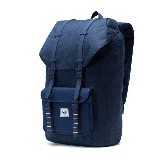 Little America Backpack x Medieval Blue