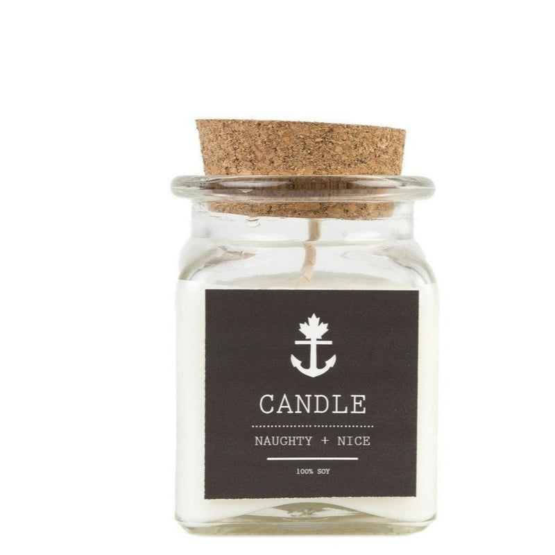 Naughty + Spice Candle