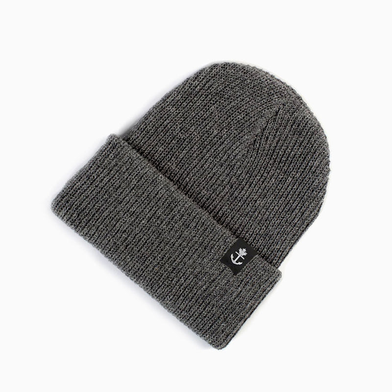 Cotton Provincial Knit Charcoal