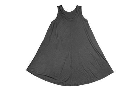 Women's Charcoal Traveller Dress