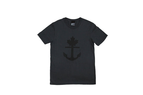 Classic Charcoal Anchor T-Shirt