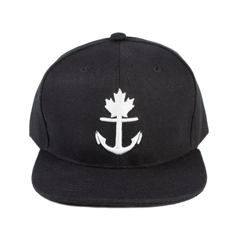 Classic Anchor Snapback