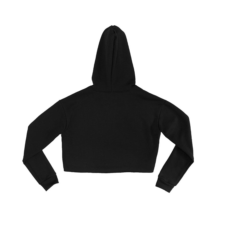 Classic Cropped Hoodie