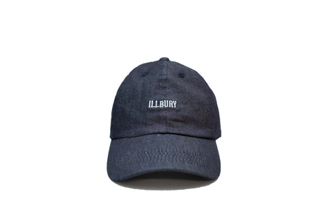 Navy Denim Dad-Hat