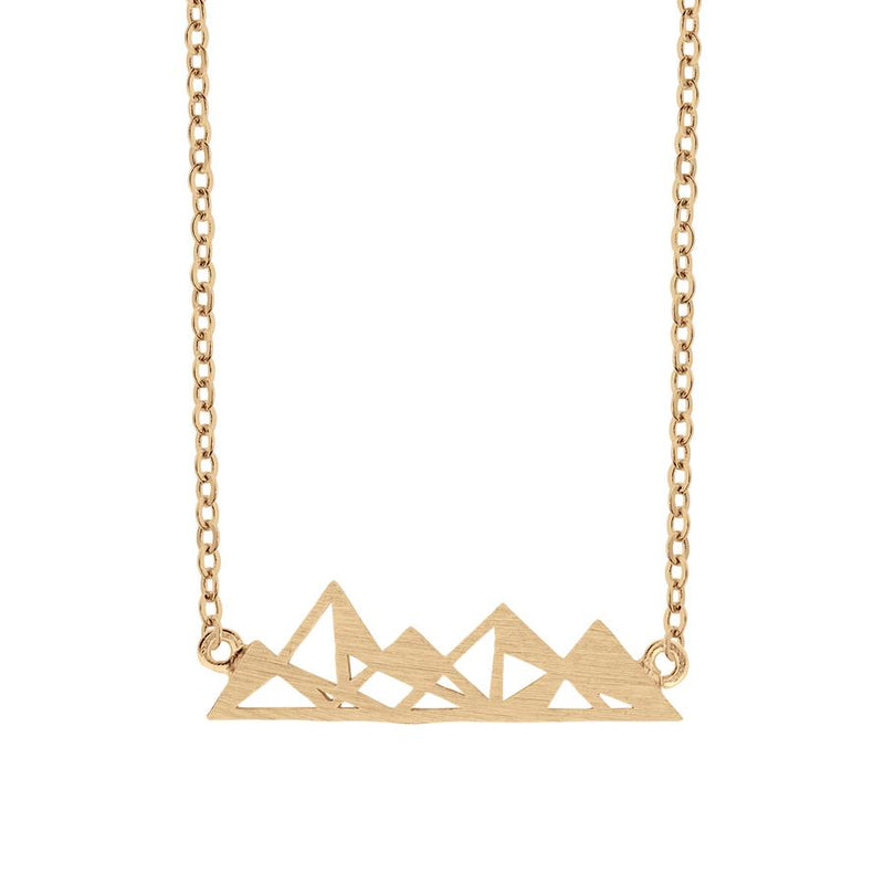 Darlene Necklace Gold