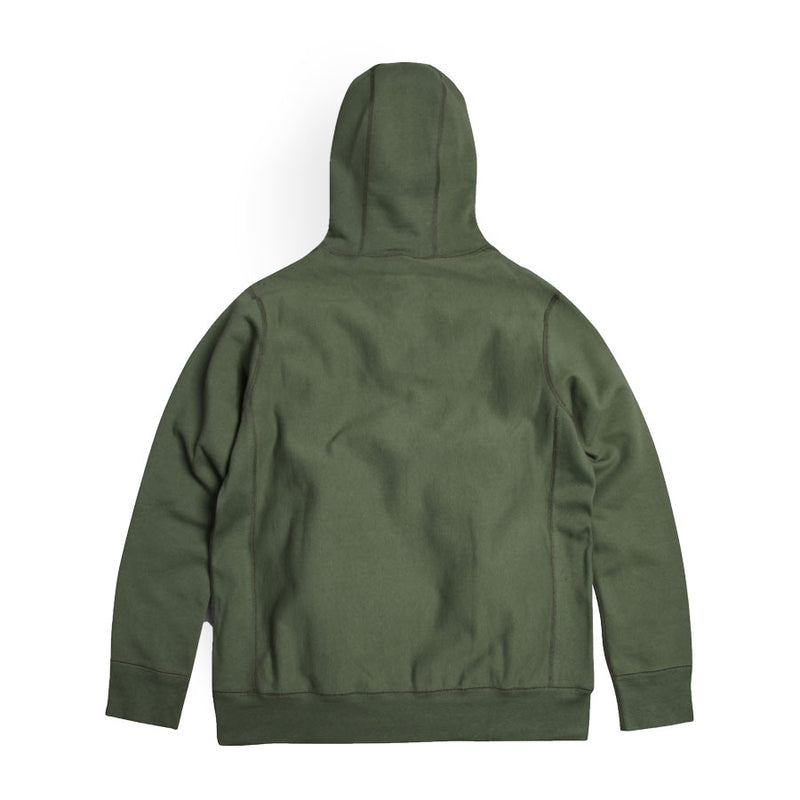 Heavy-Duty Classic Forest Hoodie