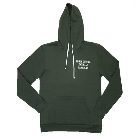 Forest Green Truly Standard Hoodie