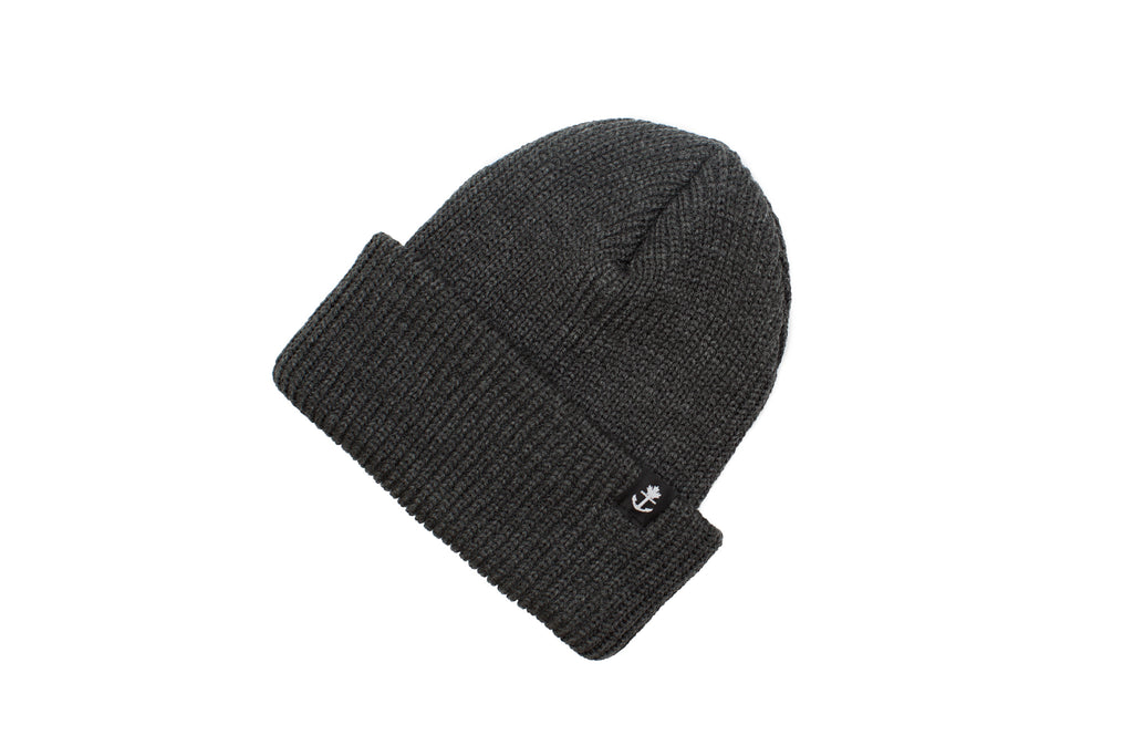 Provincial Knit Charcoal
