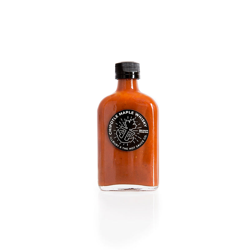 Illbury + Goose Chipotle Maple Whisky BBQ Sauce