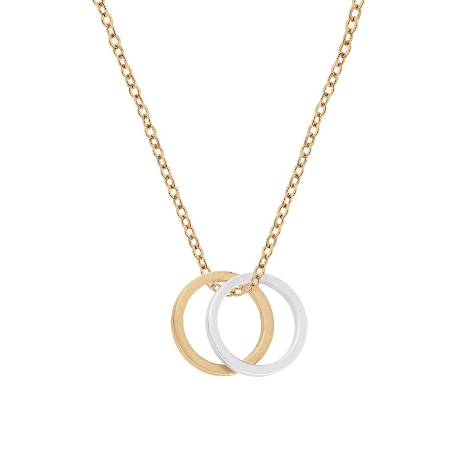 Irone Necklace Gold