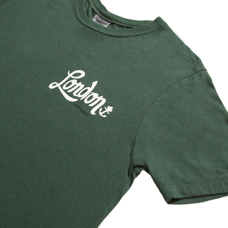 London Forest Green T-Shirt