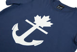 Classic Navy Anchor T-Shirt