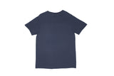 Simple Classic Midnight Embroidered T-Shirt
