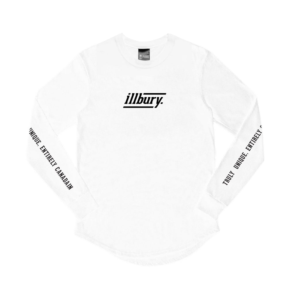 New Age White Long Sleeve