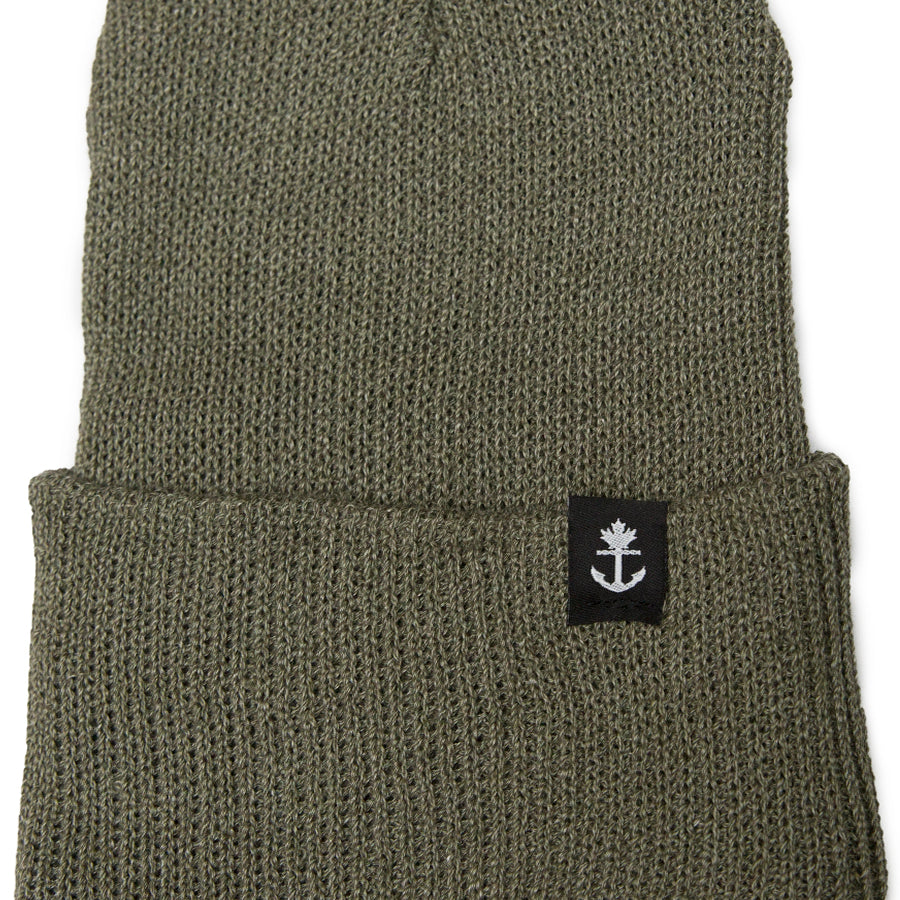Cotton Provincial Knit Olive