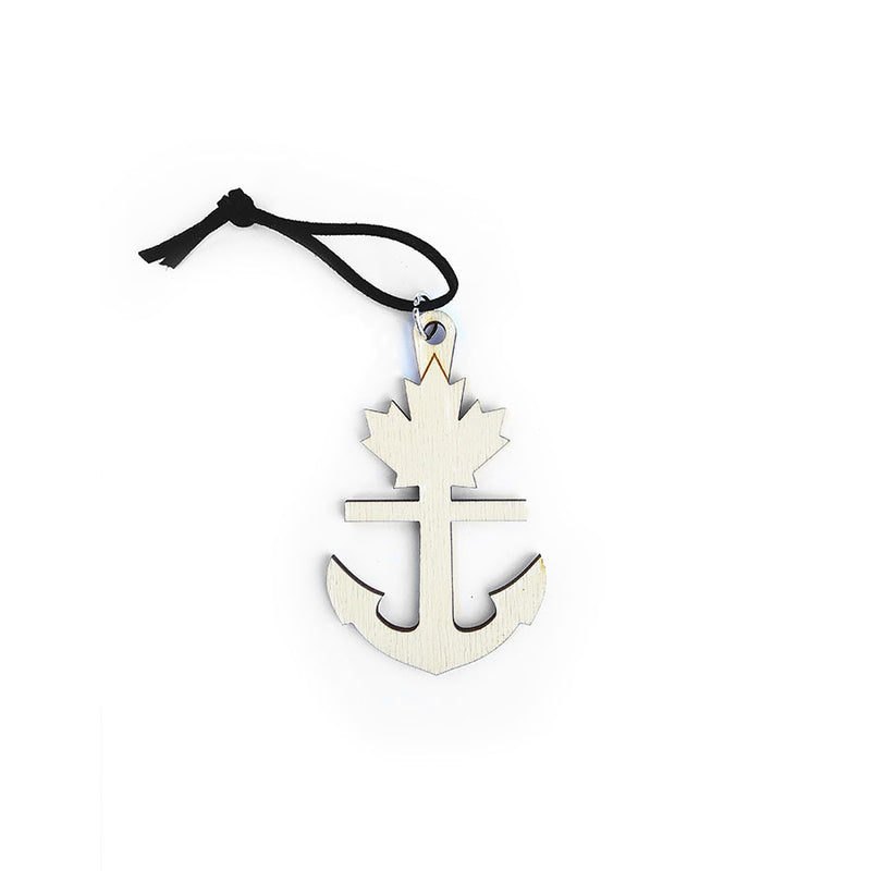 5-Pack Classic Anchor Ornaments