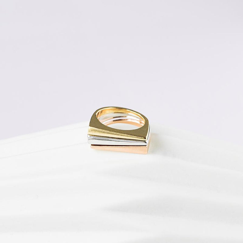 Alice Ring Rose Gold