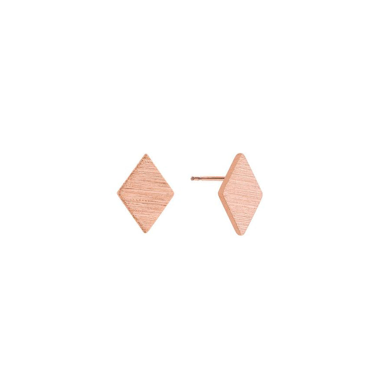 Oriat Earrings Rose Gold
