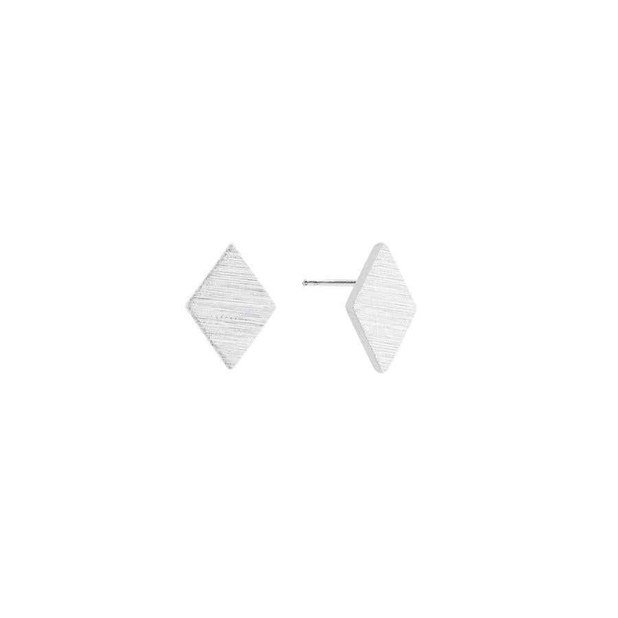 Oriat Earrings Silver