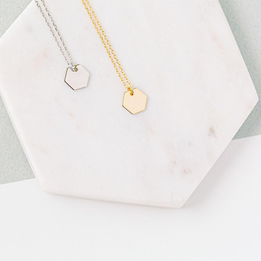 Lesya Necklace Gold