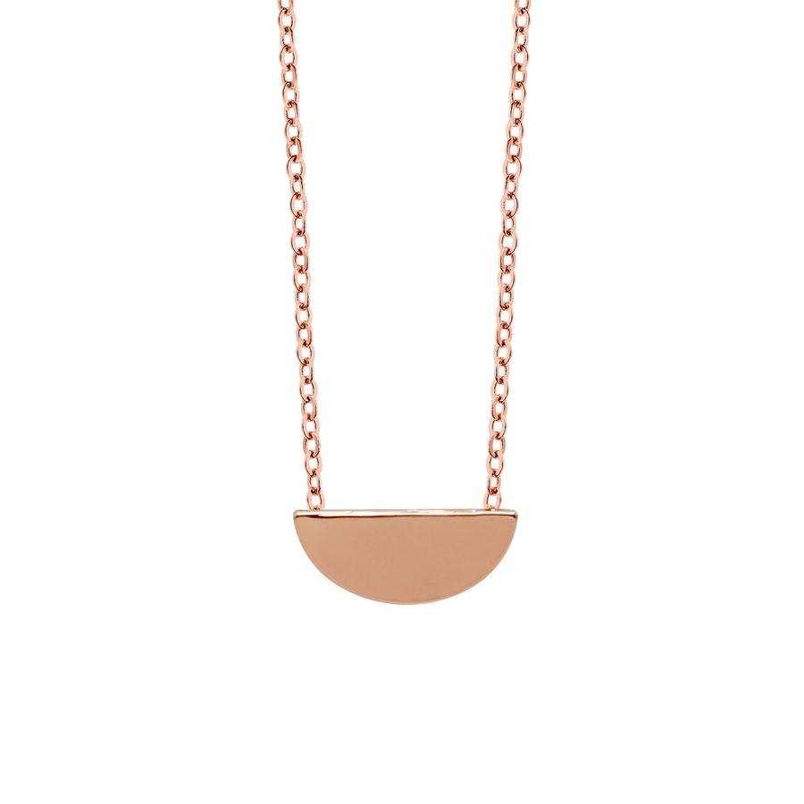 Loren Necklace Rose Gold