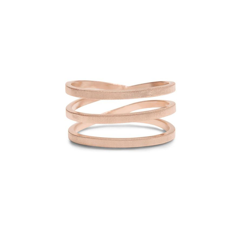 Jayla Ring Rose Gold