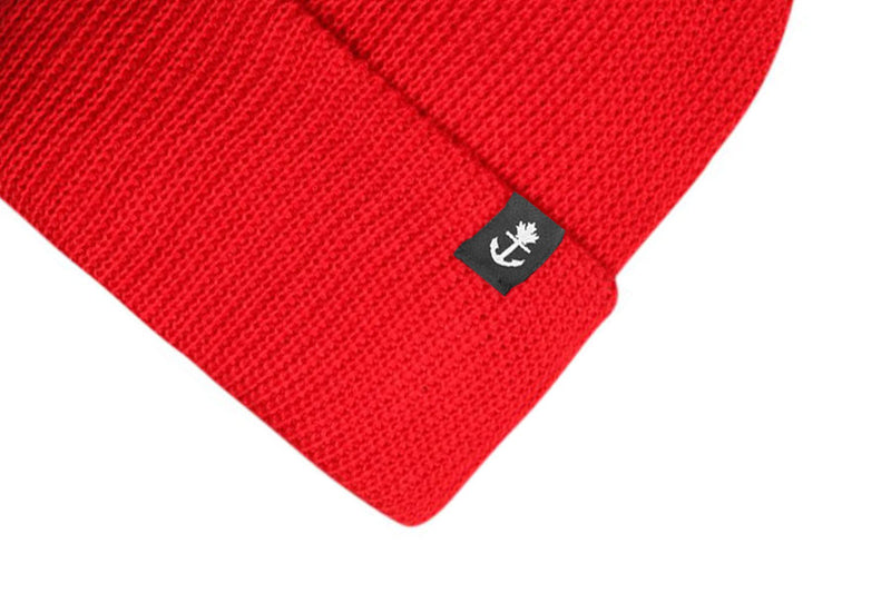Cotton Provincial Knit Red