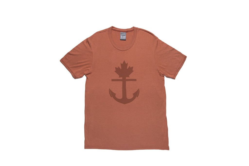 Classic Red Rock Anchor T-Shirt