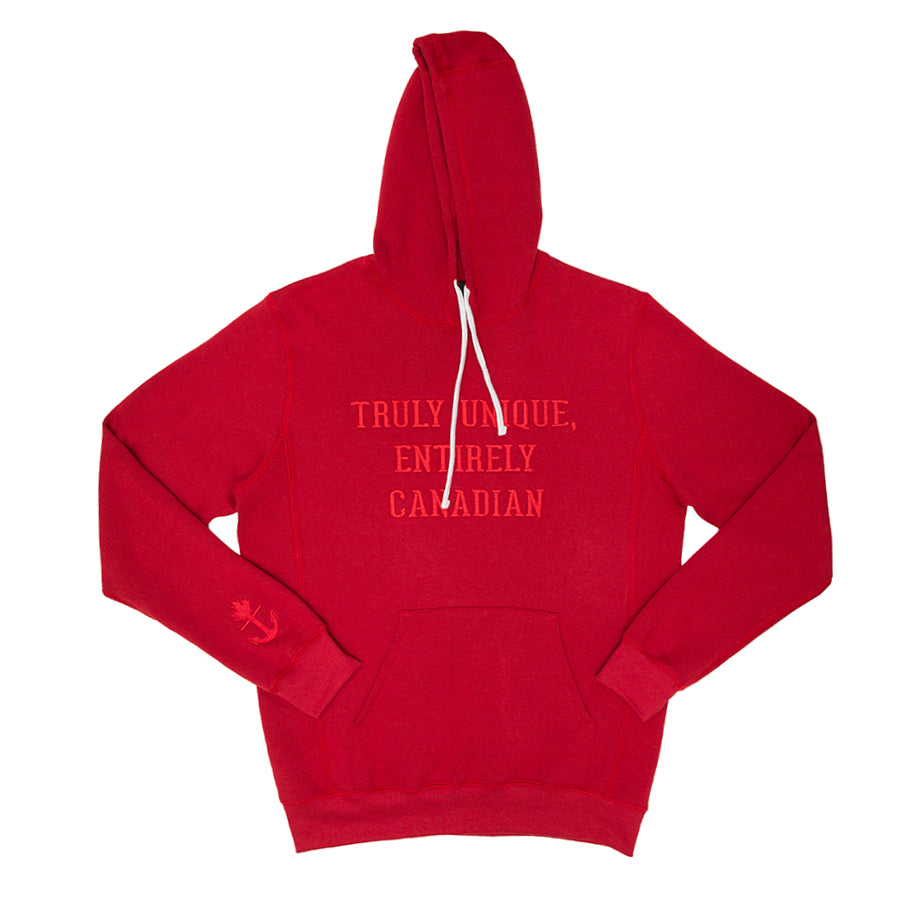 Truly Vintage Thread Bamboo Cotton Hoodie