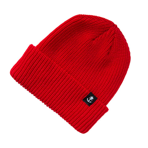 Provincial Knit Red