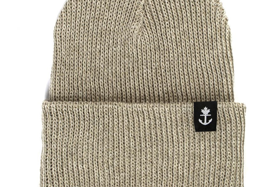 Cotton Provincial Knit Sand