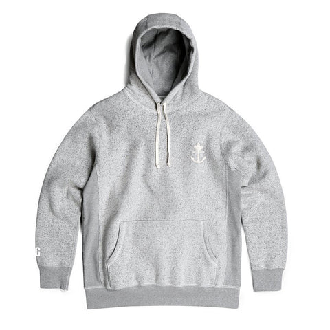 Heavy-Duty Classic Speckled  Hoodie