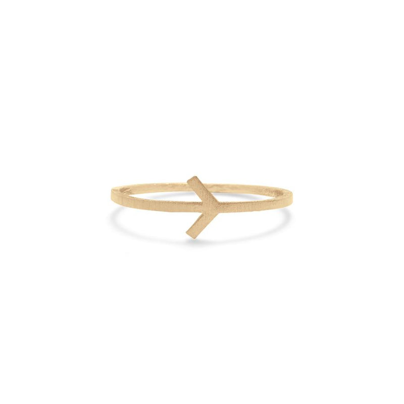 Teagan Ring Gold