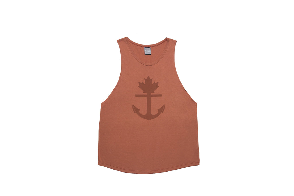 Classic Red Rock Anchor Tank