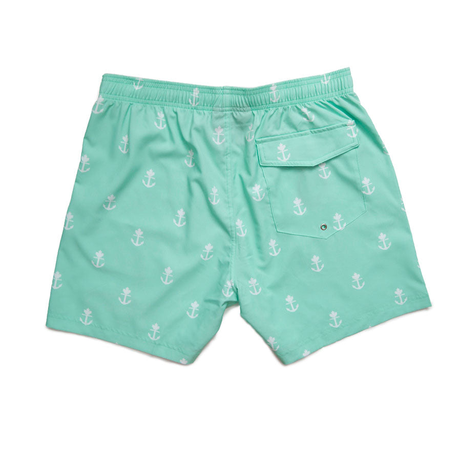 Mint Home Shorties