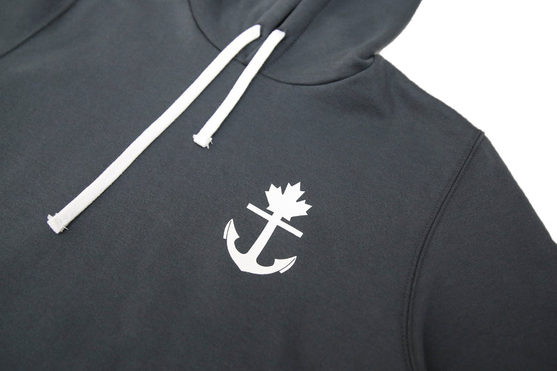 Charcoal Truly Unique Hoodie