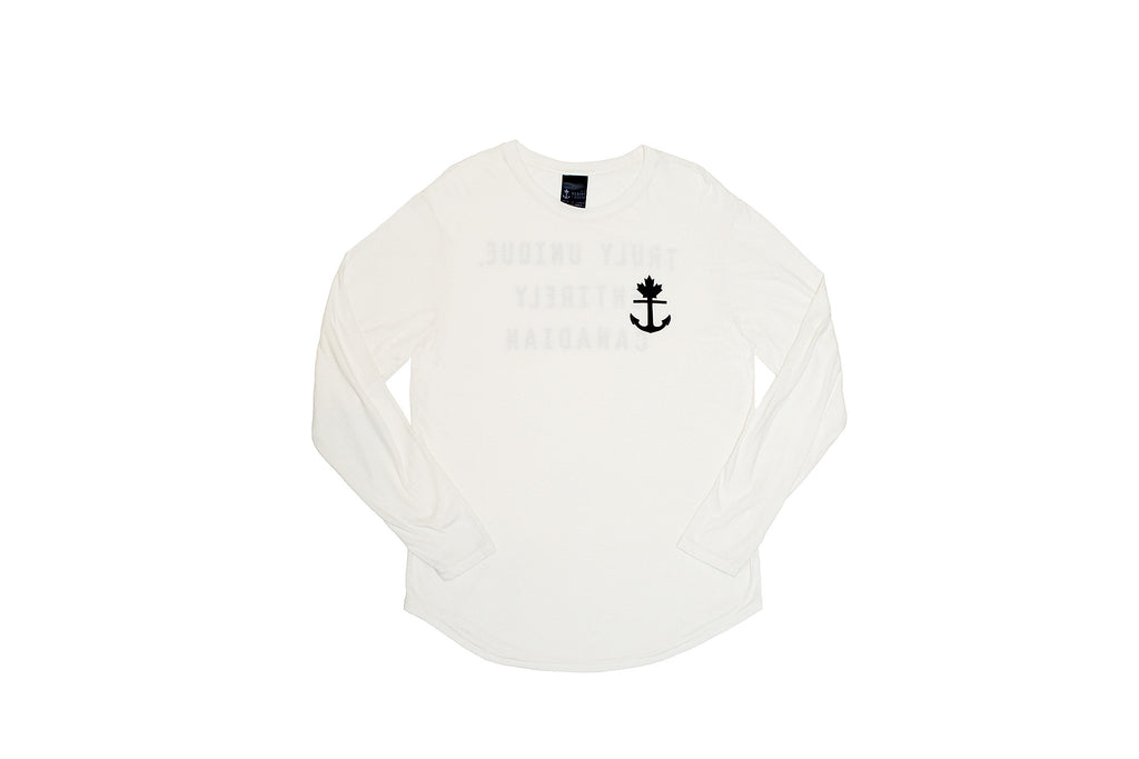 Truly Unique Natural Long Sleeve