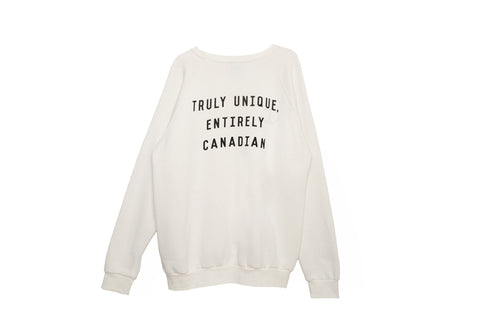 Truly Unique Crewneck Sweater