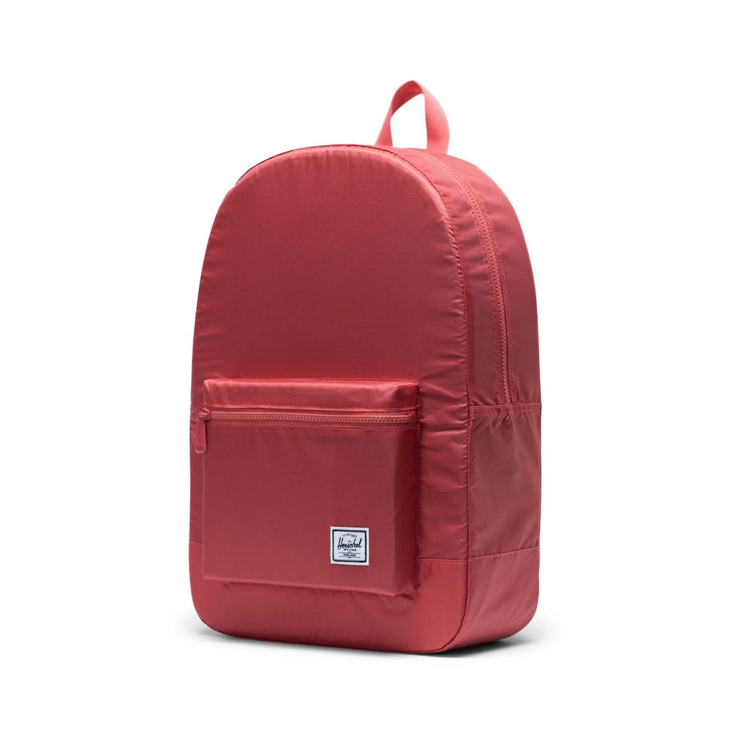 Packable Daypack x Mineral Red