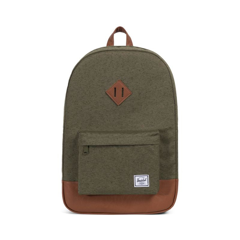 Heritage Backpack x Tan Ivy Green