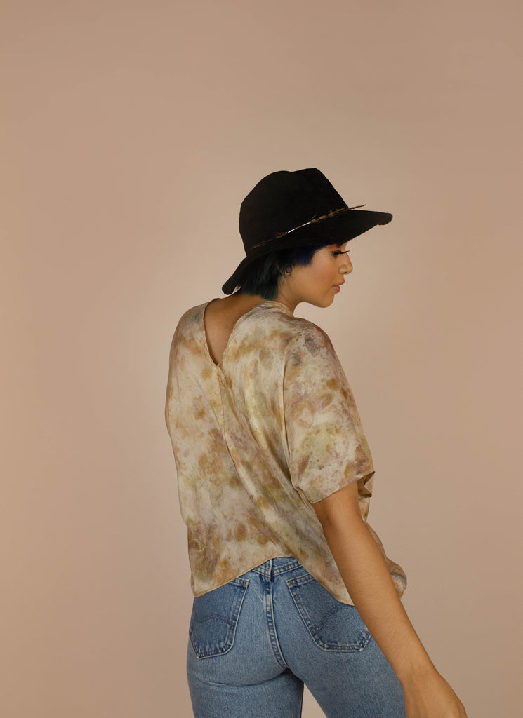 The Butterfly Top: Goldie