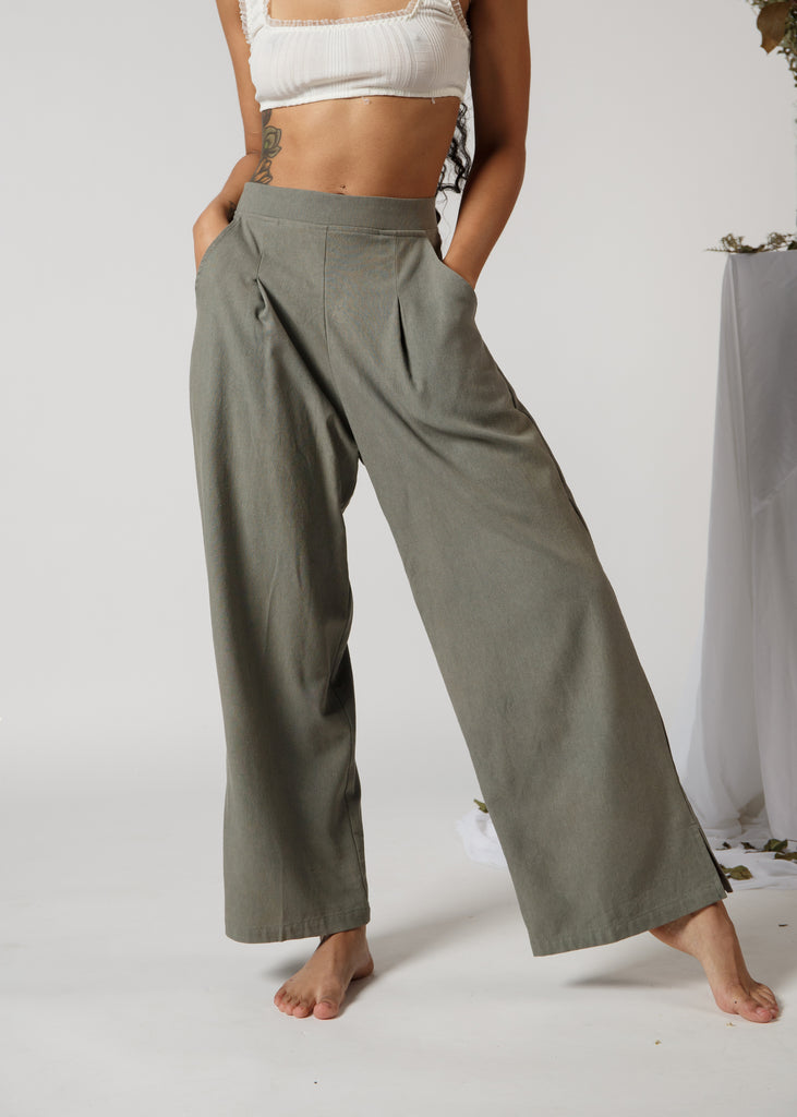 (Made to Order) The Pant: Garden Party
