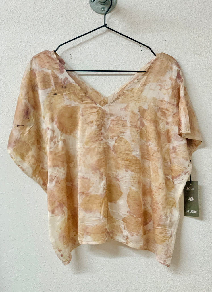 The Butterfly Top: Light Pink
