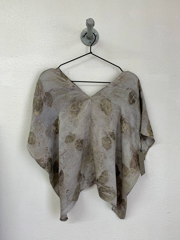 The Butterfly Top: Silver Print