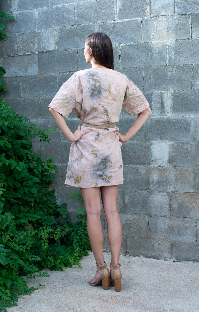 Upcycled Theory Shift Dress
