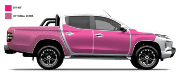 BushWrapz Kit - To suit Mitsubishi MR Triton