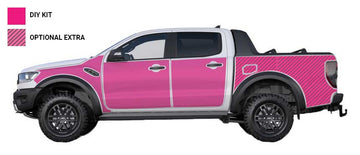 BushWrapz Kit - To suit Ford Ranger Raptor