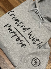 Load image into Gallery viewer, CWP Sport Grey Hoodie (UNISEX)