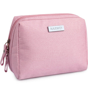 Narwey 5018 Makeup Cosmetic Bag Purse Travel Bag Small Size